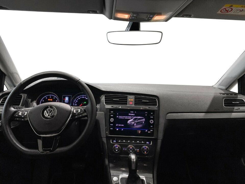 VW Golf VII 1,5 TSi 150 Comfortl. Variant DSG Benzin aut.