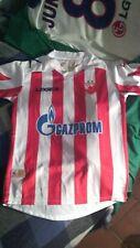 maglia Stella Rossa Crvena Zvedza Red Star XXXXS shirt kids chest 40 cm football