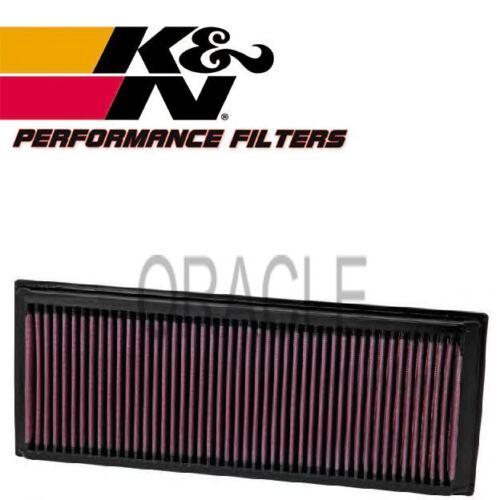 K/&N HIGH FLOW AIR FILTER 33-2865 FOR AUDI A3 SPORTBACK 1.9 TDI 105 BHP 2004-10