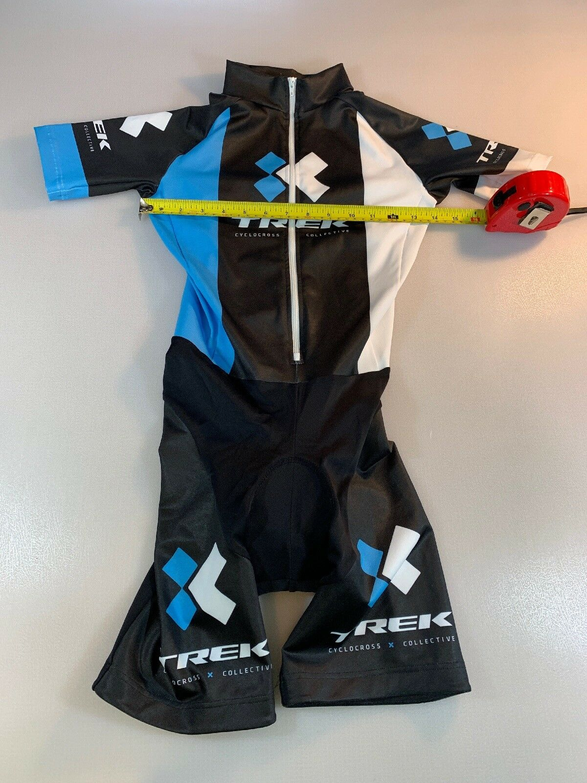 Bontrager Trek RXL Cycling Skin Suit Small S (6550-11)