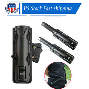 360-degrees-Baton-Holder-Expandable-Swivelling-Baton-Case-Telescopic-Holster-USA