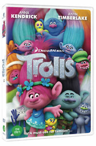 Trolls Dvd Ebay Dreamworks animation's trolls is an irreverent comedy extravaganza with incredible music! ebay