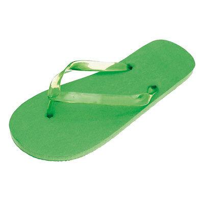 Nuevas señoras Beach Flip Flop-Brillante Espuma Verano Sandalias 2 Tamaños Talle 5-6 Y 7-8