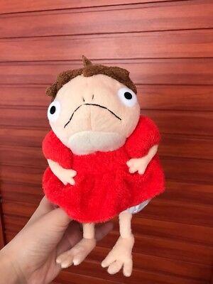 """PONYO With Feet Gake no ue no Ponyo Soft Plush Doll Miyazaki Hayao 6/"""""""