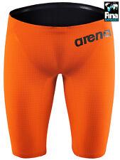 ARENA Powerskin Carbon Pro Mark 2 Jammer Orange, Size 32