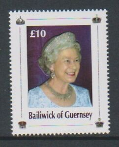 Guernesey-2006-Queen-Elizabeth-80th-Anniversaire-Tampon-MNH-Sg-1122