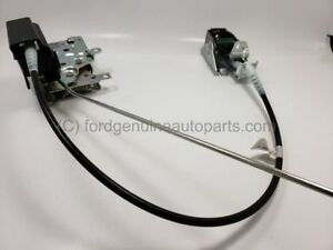 Genuine Oem Ford Drivers Side Door Latch Assembly F4tz 15219a65 A F150 F250 F350 Ebay