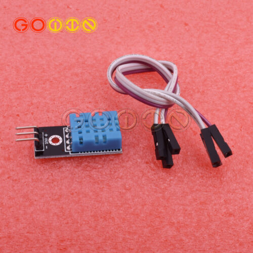 10pcs Arduino DHT11 Temperature and Relative Humidity Sensor Module
