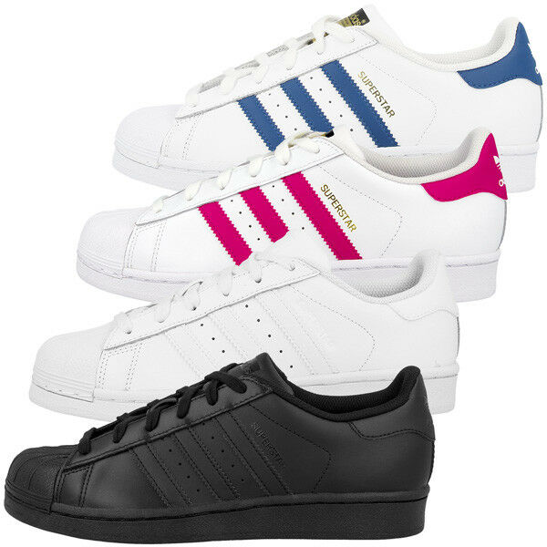 Adidas Superstar Foundation J Schuhe Freizeit Retro Sneaker Dragon Samba Spezial