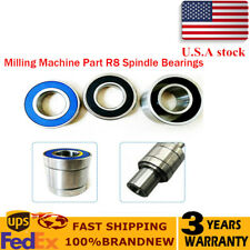 Bridgeport Milling Machine R8 Spindle Bearings 7207db Mill Bear Cnc Mill Tool