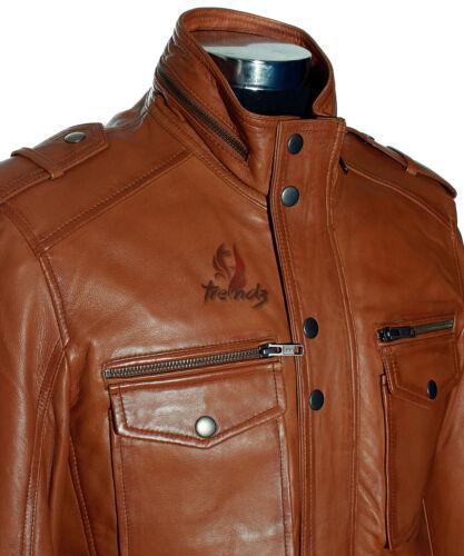 biker in Tan cowboy agnello Bandit di pelle Men's occidentale cowboy sr5540 Giacca da w6vfnxYqS