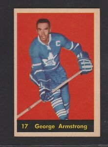 1960-61-PARKHURST-17-GEORGE-ARMSTRONG-NRMT-CONDITION-INV-2141