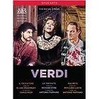 Verdi: Il Trovatore; La Traviata; Macbeth [Video] (2016)