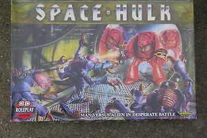 Games Workshop Spacehulk, 1st Édition