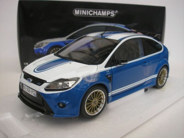 Nimichamps Ford Focus Rs 4012138109889 1 18 Scale Car