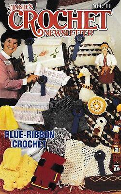 ~Annie/'s Crochet Newsletter No.47 Sept-Oct 1990~