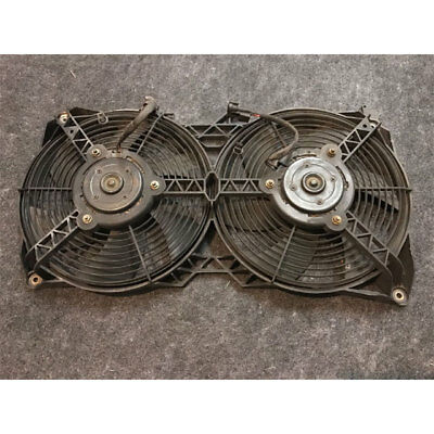 LAND ROVER AC A//C CONDENSER COOLING FAN RANGE P38 95-02 STC3680 USED