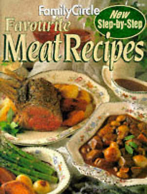 1 of 1 - Family Circle Favourite Meat Recipes Cookbook