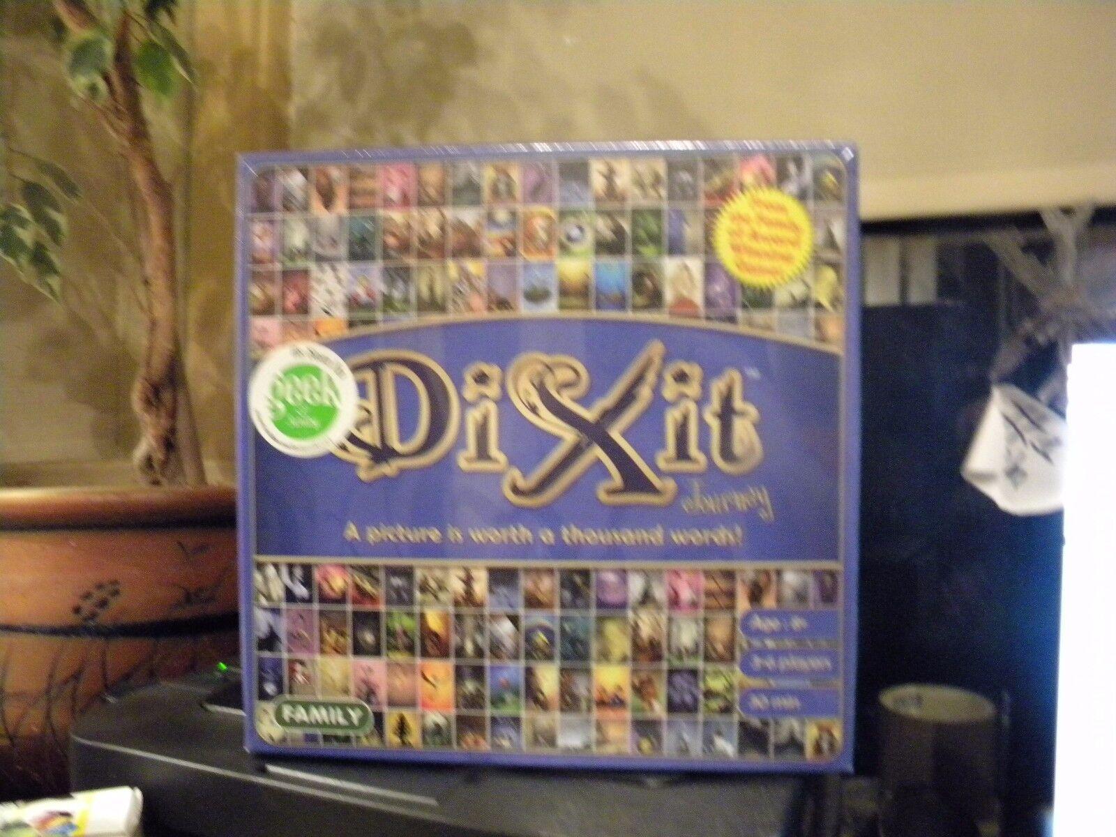 Nuevo Juego De Mesa Dixit Journey tarjetas Asmodee