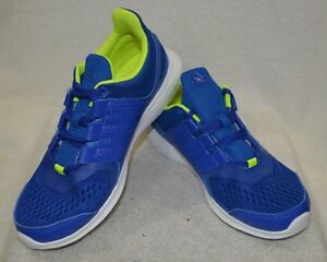 Details about Adidas Hyperfast 2.0 K Blue/Volt Boy's Running Shoes - Size 5.5Y NWB