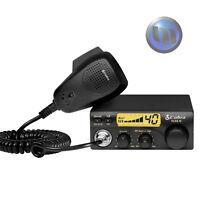 Cobra Compact Cb 27mhz Radio 40 Channel 1 Yr Warranty Rf Gain Quality Item