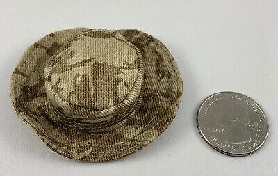 1//6 Scale 21st Century Camo Desert Boonie Hat BBI Dragon GI Joe