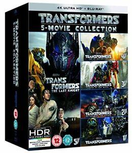 Transformers-5-Movie-Collection-4K-Blu-ray-DVD-Region-2