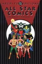 Archives: All Star Comics Vol. 2 by Ciji Ware and DC Comics Staff (1997, Hardcover, Revised)