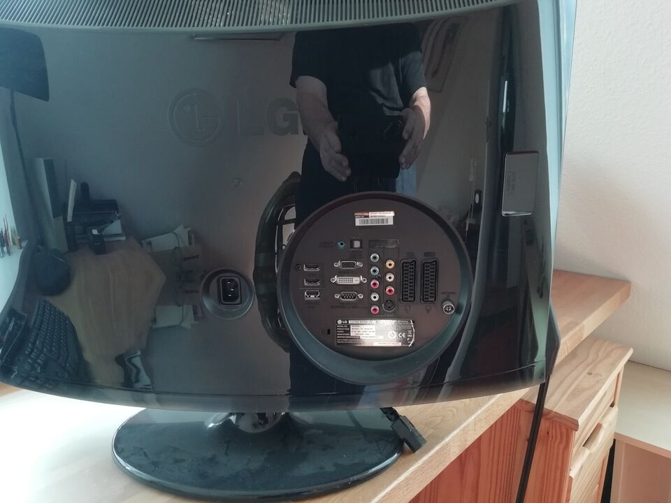 LCD, LG, Flatron M 2794D