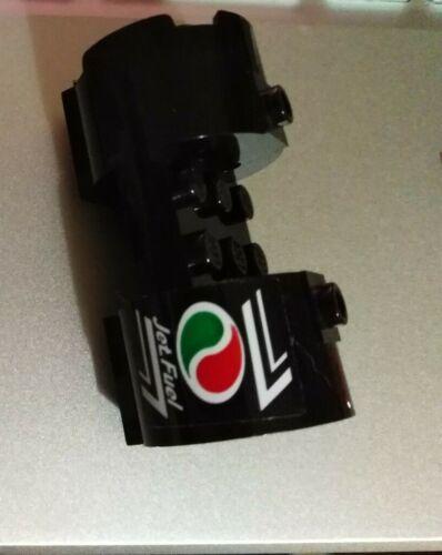 Lego 1Stk buse//TURBINE//Moteur lumière-Gris 30360 X 1