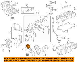 fiat oem 12-17 500 engine parts-cap 4892850aa | ebay  ebay