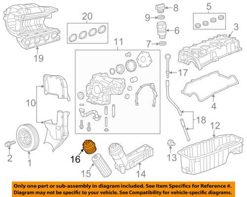 FIAT OEM 12-17 500 Engine Parts-Cap 4892850AA
