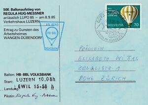 500-Ballonaufstieg-von-Regula-Hug-Messner-Start-Luzern-1985