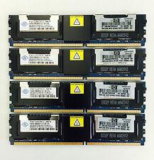 32GB (8x4GB) Memory RAM PC2-5300F FB-DIMM For Apple Mac Pro 2006 1.1 2007 2.1