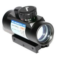 Tactical Red Dot Laser Scope Sight for Air Gun Rifle Pistol 11mm/20mm Hunting