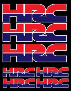 KIT-7-ADESIVI-HRC-HONDA-RACING-MOTO-GP-CBR-HORNET-DECAL