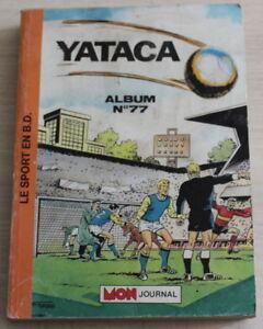 YATACA-Album-N-77-de-1989-N-252-253-254