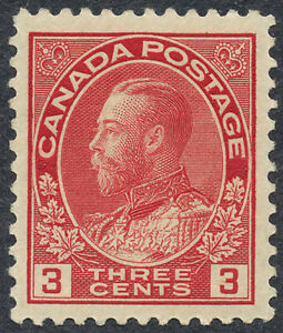 "King George V ""Admirals"" Issue - 1923 - Scott #109 - VF MH"