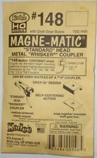 Kadee #148 HO Scale Universal Magne-Matic Metal Couplers 2-pair New in Package