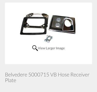 Honest New* Belvedere 5000715 Hose Receiver *same Day Ship Durable Modeling Health & Beauty