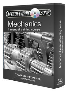 Mechanic-Mechanics-Tools-Car-Training-Book-Course-CD
