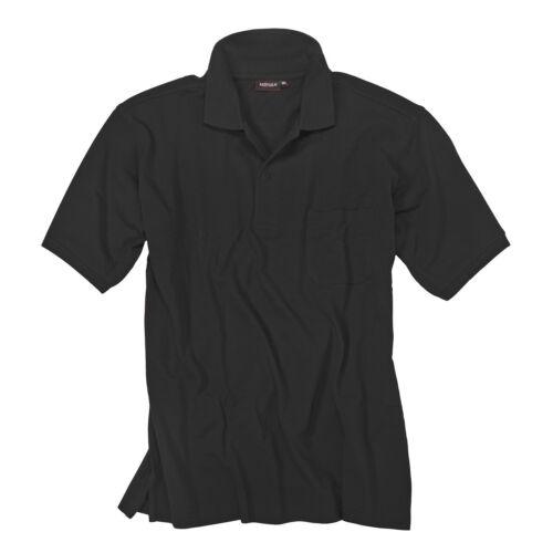 Herren Polo Shirt XXL kurzarm 100/% Baumwolle Polohemd Gr.3XL 4XL 5XL 6XL 7XL 8XL
