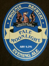 BEER PUMP CLIP - PHOENIX PALE MOONLIGHT