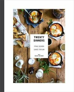 Twenty-Dinners-by-Schori-Ithai-Taylor-Chris-in-Used-Like-New