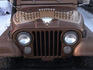 1980 CJ7 Golden Eagle ~ All Original ~ Rare Jeep