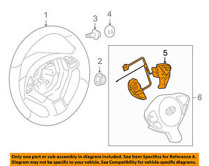 Details about Infiniti NISSAN OEM 09-13 FX50 Cruise Control-Main Switch on