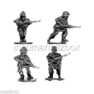 GLG09-RIFLEMAN-x4-BASE-M-GERMAN-GRENADIER-LATE-FLAMES-OF-WAR-BITZ-PSC-15mm