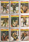 1982 O-PEE-CHEE Gary Lupul #354 Hockey Card