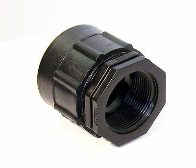"Ibc Adaptor Fitting To 1-1/2"" Bsp Female Thread Storage Tank Water Oil Sale Overall Discount 50-70% 1.5"""