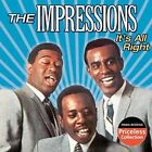 It's All Right [Collectables] by The Impressions (CD, Mar-2006, Collectables)